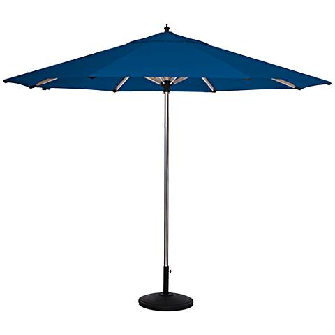 Coronado Sands 8 3/4-Foot Pacific Blue Patio Umbrella