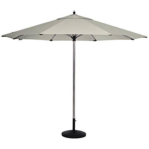 Coronado Sands 8 3/4-Foot Natural Sunbrella Patio Umbrella