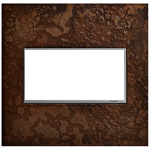 Hubbardton Forge Bronze 2-Gang Wall Plate