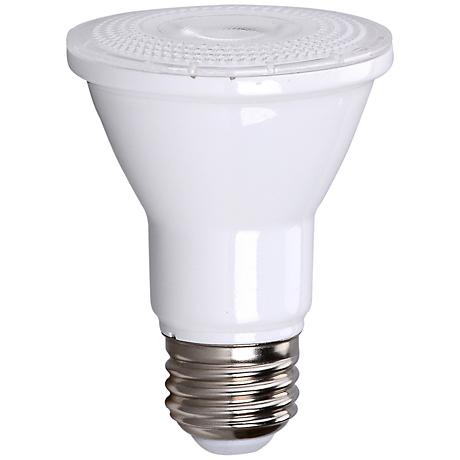 Bioluz Dimmable 7 Watt Par20 LED Light Bulb
