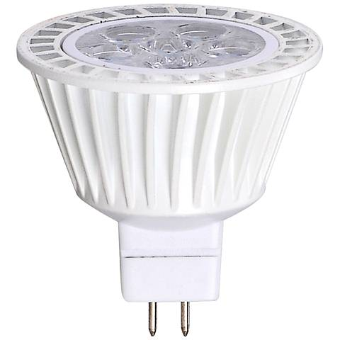 50 Watt Equivalent Bioluz 7 Watt LED Dimmable MR16 Bulb
