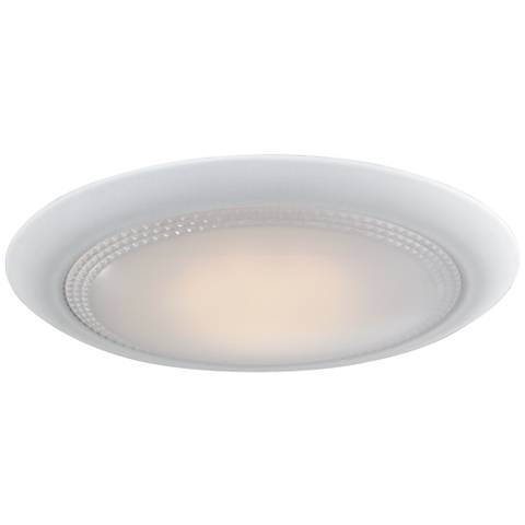 "Circlet 4"" LED White Recessed Light Conversion Kit"