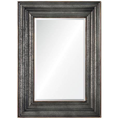 "Cooper Classics Oswald 32"" x 44"" Rectangle Wall Mirror"