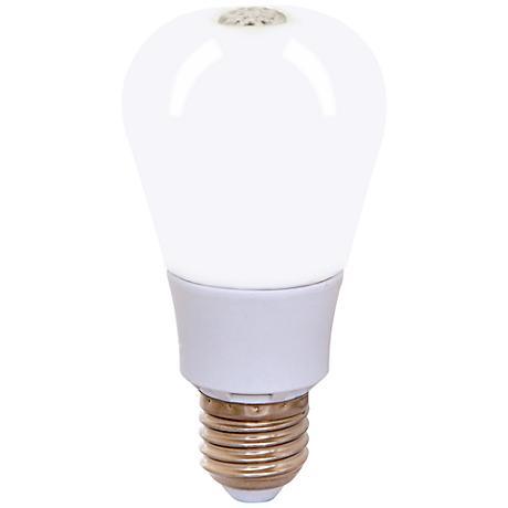 Frost 8 Watt 810 Lumens A60 LED Omni-Directional Apple Bulb