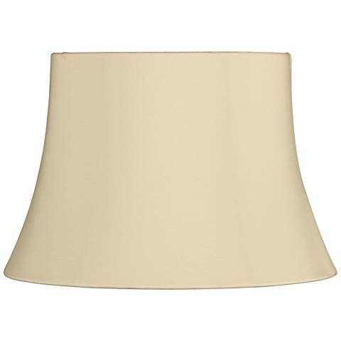 Sand Bell Lamp Shade 10x14x9.5 (Uno)