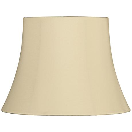 Sand Bell Lamp Shade 8x12x9 (Uno)