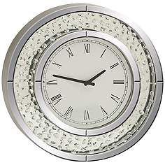 wall clocks, dining room, clocks | lamps plus