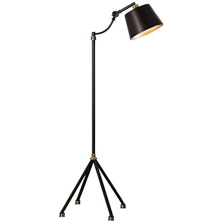 Uttermost Marias Iron Floor Lamp