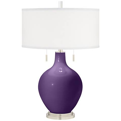 Acai Toby Table Lamp
