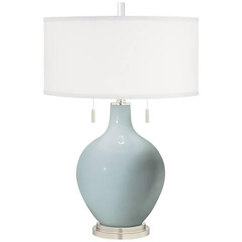 Rain Toby Table Lamp