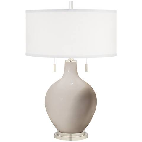 Pediment Toby Table Lamp