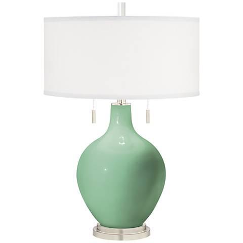 Hemlock Toby Table Lamp
