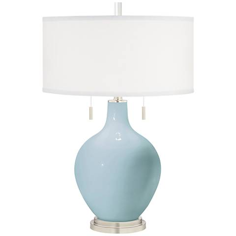 Vast Sky Toby Table Lamp