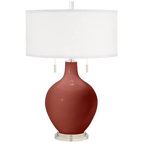 Madeira Toby Table Lamp
