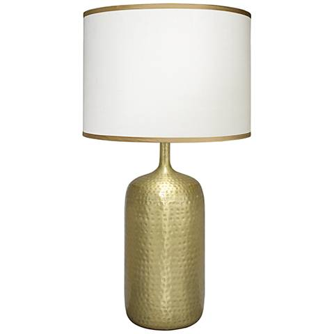 Jamie Young Safi Champagne Table Lamp