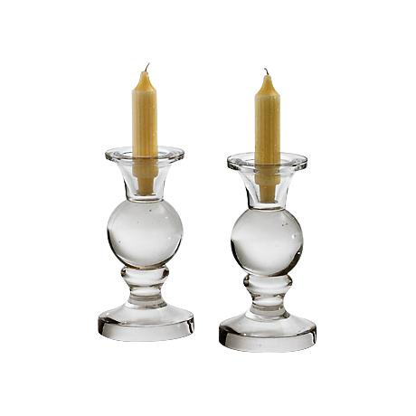 Maison Home Melissa Taper Candle Holder Set of 2