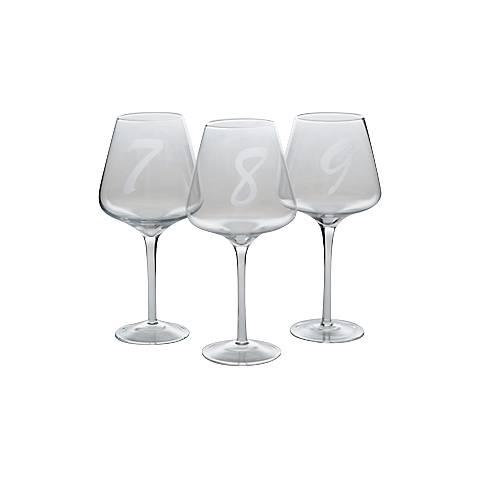 Maison Home Laurent Wine Glasses Set of 12