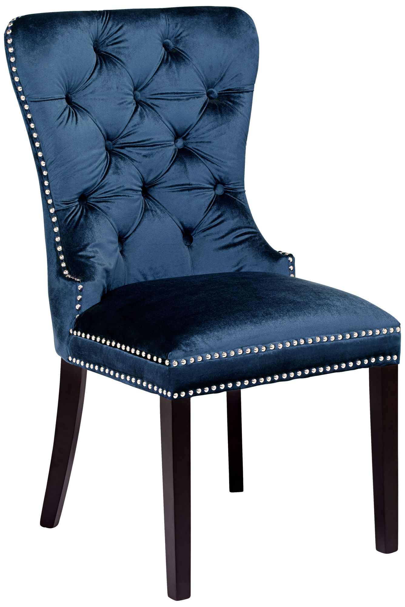Tufted dining chairs leather tufted dining chair antique for Dining room velvet chairs
