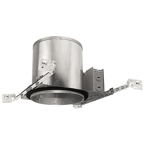 "6"" Juno Dedicated Airtight LED Recessed Housing"
