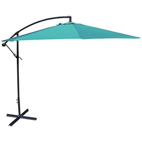 Carlsbad Aruba 10' Steel Offset Umbrella
