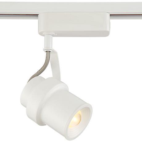 track heads low voltage 12v track lighting lamps plus. Black Bedroom Furniture Sets. Home Design Ideas