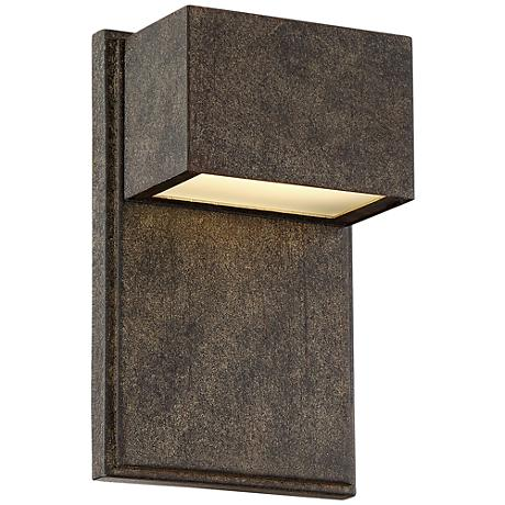 Possini Euro Design Lyons 8 Quot H Led Outdoor Light 1r096