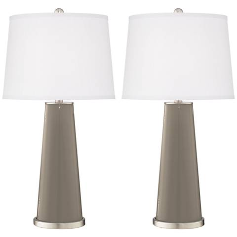 Backdrop Leo Table Lamp Set of 2