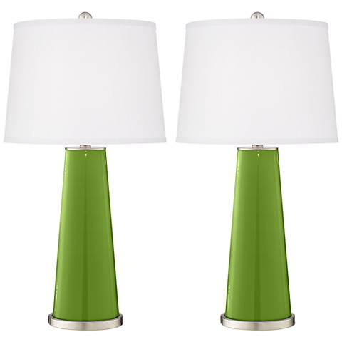 Gecko Leo Table Lamp Set of 2