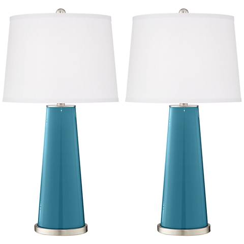 Great Falls Leo Table Lamp Set of 2