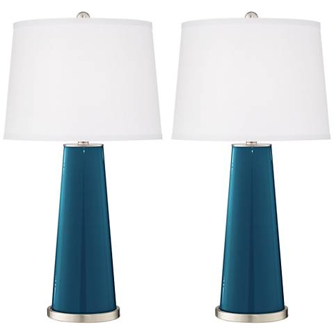 Oceanside Leo Table Lamp Set of 2