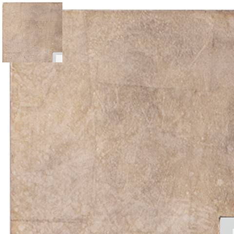 "Howard Elliott Amanda Silver Wood 40"" Square Wall Mirror"