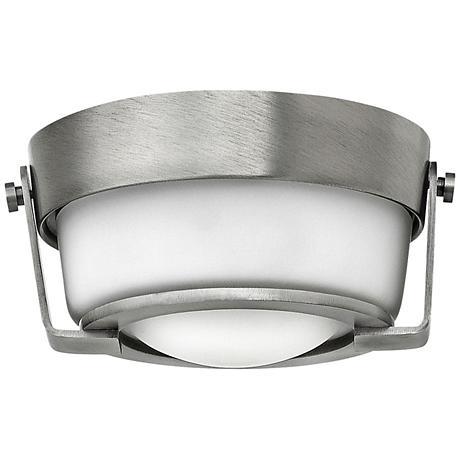"Hathaway Nickel 7"" Wide LED Surface Mount or Retrofit Trim"