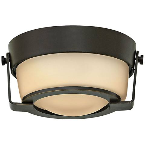 """Hathaway Amber 7"""" Wide LED Surface Mount or Retrofit Trim"""