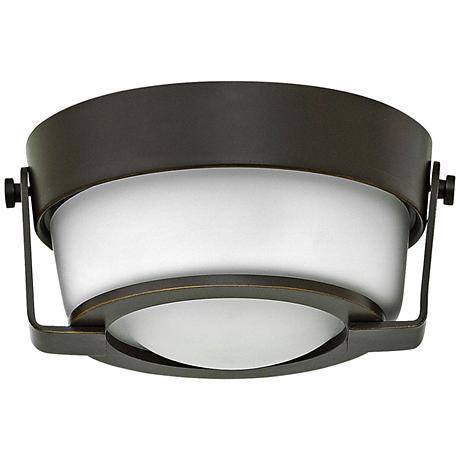 "Hinkley Hathaway 7"" Wide LED Olde Bronze Ceiling Light"