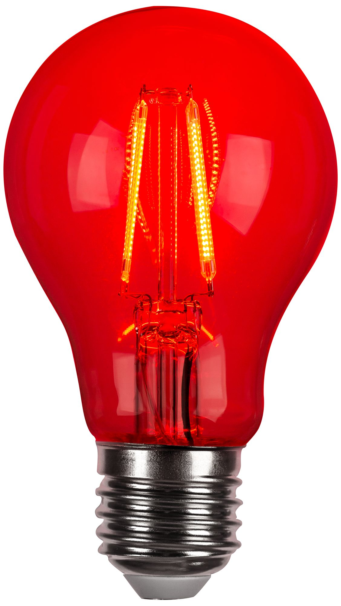 40W Equivalent Tesler Red 4W LED Dimmable Standard  sc 1 st  L&s Plus & 75W Equivalent Adjustable-Angle 8W LED Dimmable Standard - #7V915 ... azcodes.com