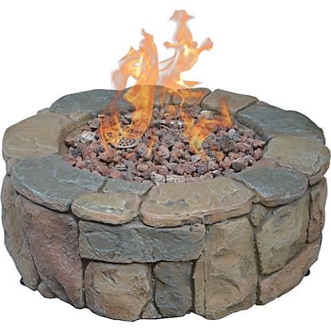 Kegan Gas Fire Pit