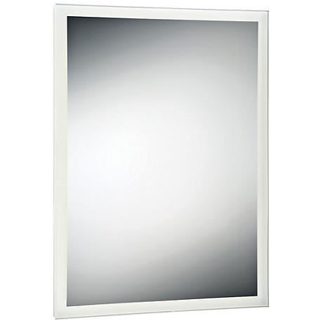 """Eurofase Edge-Lit 23 1/2"""" x 31 1/2"""" LED Wall Mirror"""