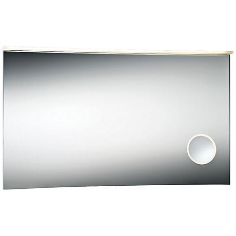 "Eurofase Magnifier 47 1/4"" x 27 1/2"" Large LED Wall Mirror"