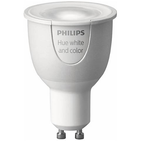 30W Equivalent 6.5W LED Dimmable GU10 for Philips Hue Kits