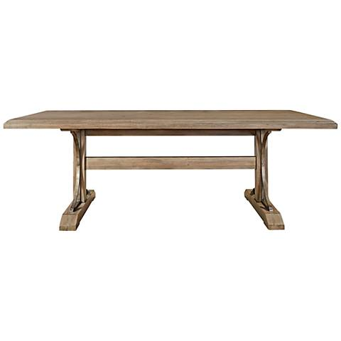 Authenticity Khaki Oxford Street Dinning Table