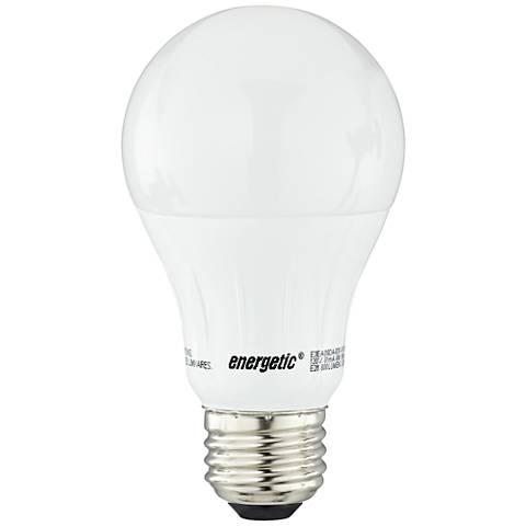 60 Watt Equivalent Frosted 9 Watt LED Dimmable Standard Bulb