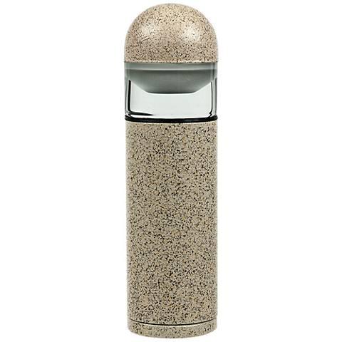 """Preston 8"""" High Sand Low Voltage Bollard Landscape Light"""