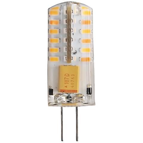 Dimmable LED 2.5 Watt G4 Light Bulb