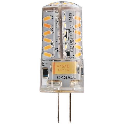 Dimmable G4 Bi-Pin LED 3.5 Watt Light Bulb