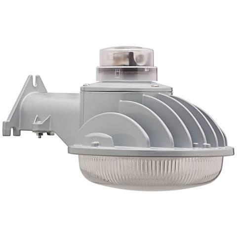 "Aluminum 7"" High LED Dusk to Dawn Yard Security Light"
