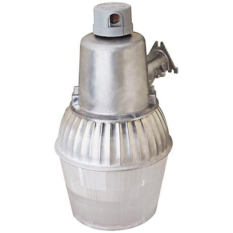 100W Aluminum Dusk-to-Dawn Security Light with Extension