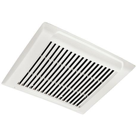 Broan Invent White 110 Cfm 1 3 Sones Bath Exhaust Fan 1y296 Lamps Plus