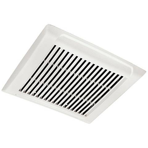 Broan InVent White 110 CFM 3.0 Sones Bath Exhaust Fan