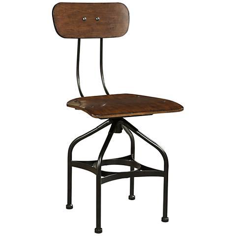 Dawson's Ridge Heirloom Cherry Swivel Desk Chair