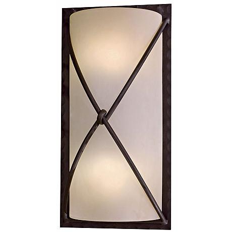 """Aspen II 18 1/2"""" High Outdoor Wall Light"""